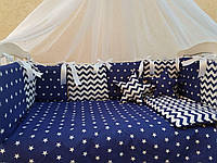 Детский постельный комплект в кроватку, фото 1
