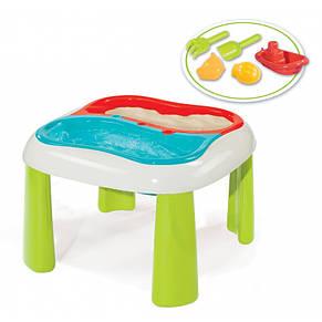 Водний столик і пісочниця 2 в 1 Smoby 840107, фото 2