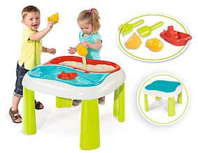 Водный столик и песочница 2 в 1 Smoby 840107
