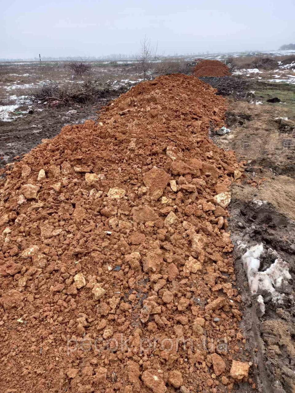 Жерства в Одесі з доставкою, бут, строяк, на засипку будь-якої підстави.
