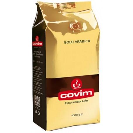 Кава в зернах Covim Gold Arabica 1кг., Італія