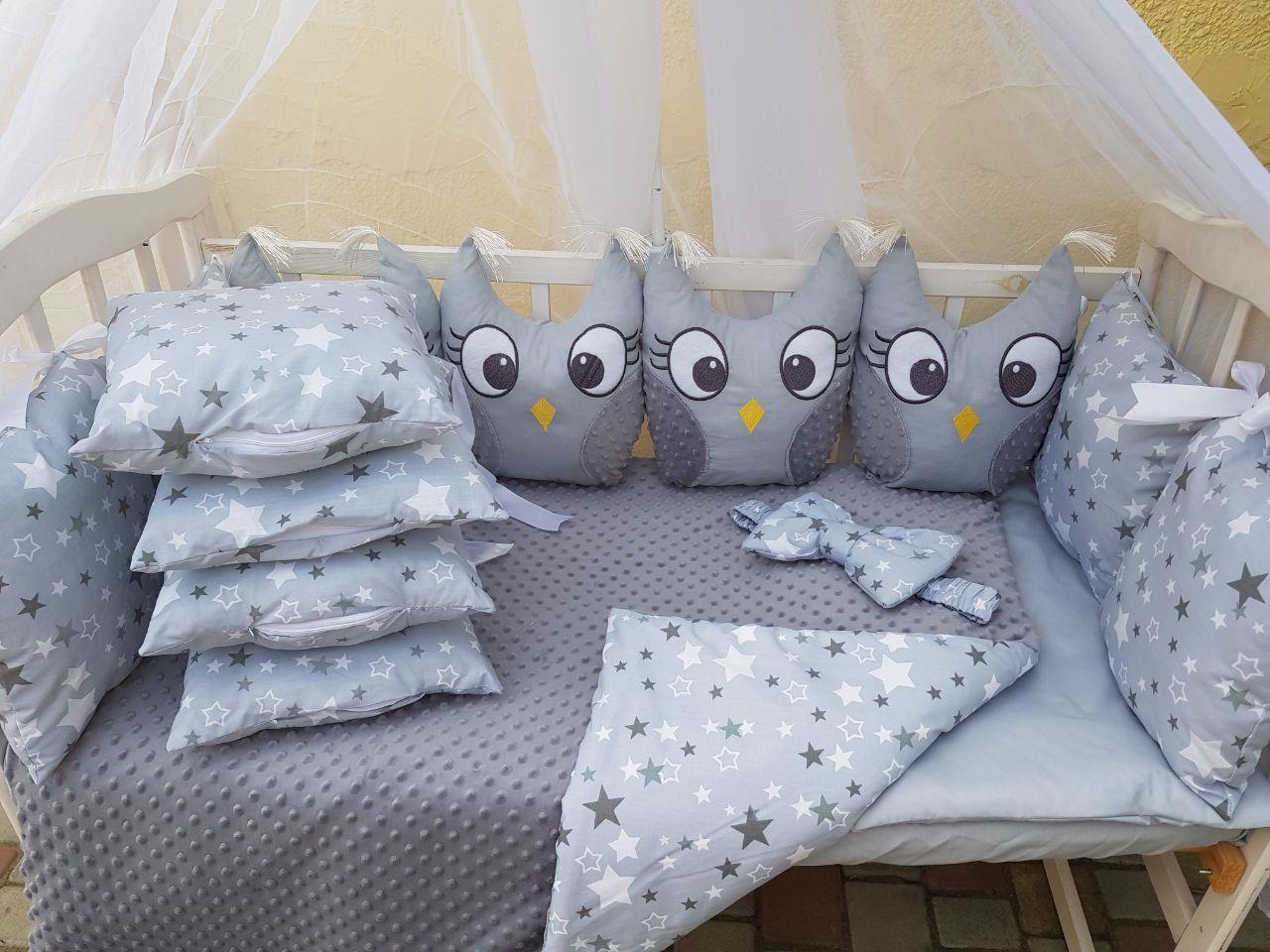 Модный постельный набор для новорожденный
