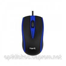Проводная мышь HAVIT MS871 USB