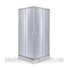 Душова кабіна Lidz Wawel SC80x80.SAT.LOW.GR