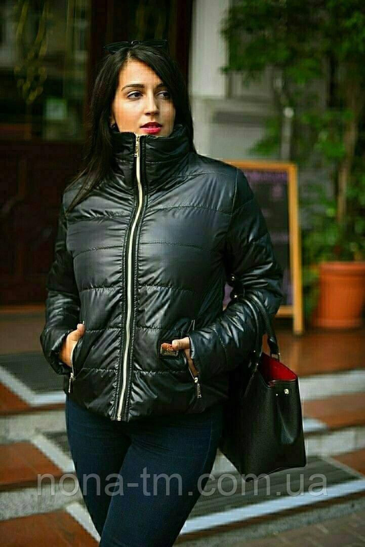 Куртка жіноча весняна великих розмірів