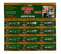 Супер клей SOMA FIX 808D (3 гр, на блистере)