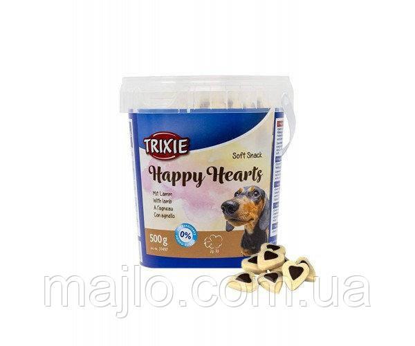 """Trixie Вітаміни, ласощі для собак """"Happy Hearts"""" 500гр 31497"""