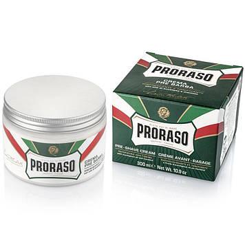 Крем до гоління з ментолом та евкаліптом Proraso 300мл
