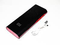 Внешний аккумулятор Mi Power Bank 20000 mAh на 3 USB Черный портативная зарядка батарея