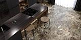 600х600 Керамогранит пол стена Vesuvio Везувио коричневый матовая, фото 3