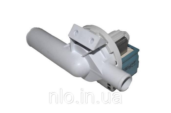 Зливний Насос в зборі для пральної машини, GRE PMP007AD, Ardo 651065724, 518000706, (8 засувок)