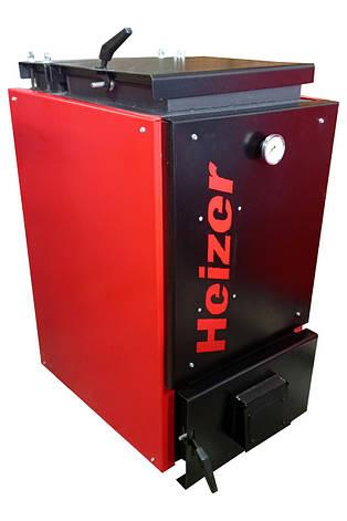 Котел холмова шахтный Heizer Elite 15 кВт (Хейзер Элит). Бесплатная доставка!, фото 2