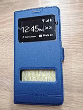 Чохол-книжка для Xiaomi Redmi Note 6 / Note 6 Pro Momax Blue