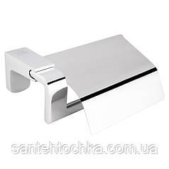 Держатель для туалетной бумаги Lidz (CRM) 123.03.01