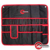 Чохол для гайкових ключів(30 карманів) InterTool