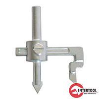 Циркуль під дриль для різки плитки InterTool d-20-100мм