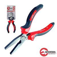 Щипці прямі InterTool L-160мм (1000В)