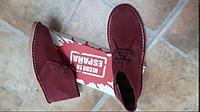 Качественные брендовые яркие замшевые ботинки Digo digo Испания, оригинал