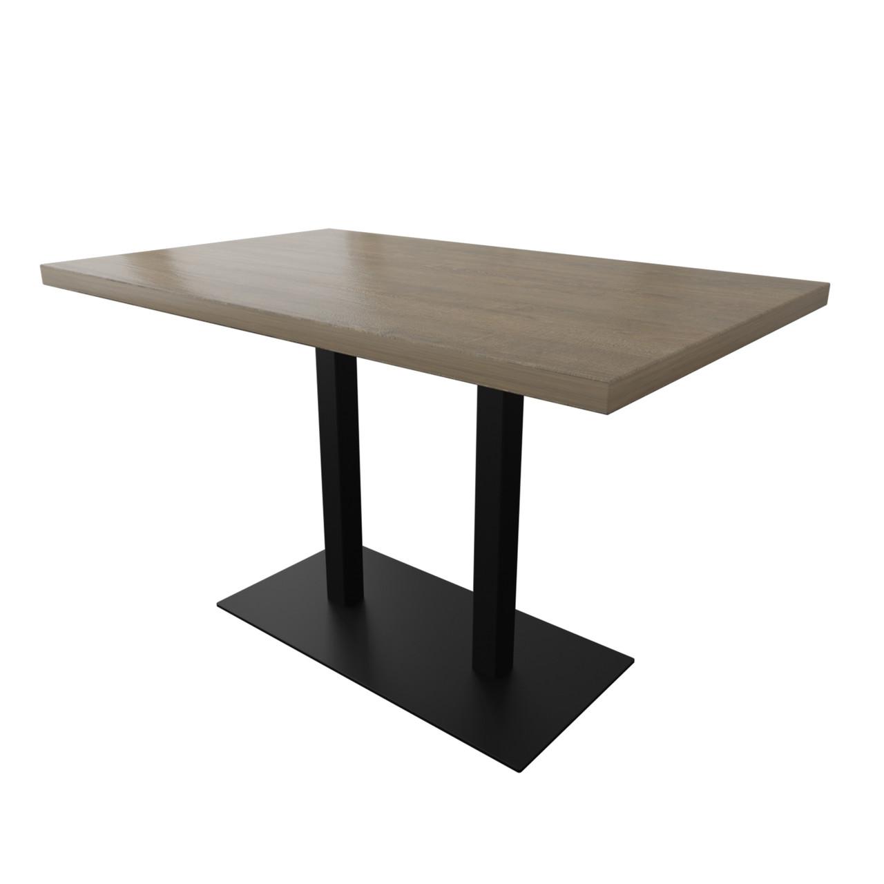 Столи обідні в стилі лофт Тренд подвійний барний Метал-Дизайн / Metall Design