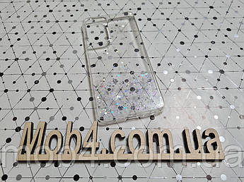 Силіконовий чохол накладка Зоряний пил для Samsung Galaxy A52