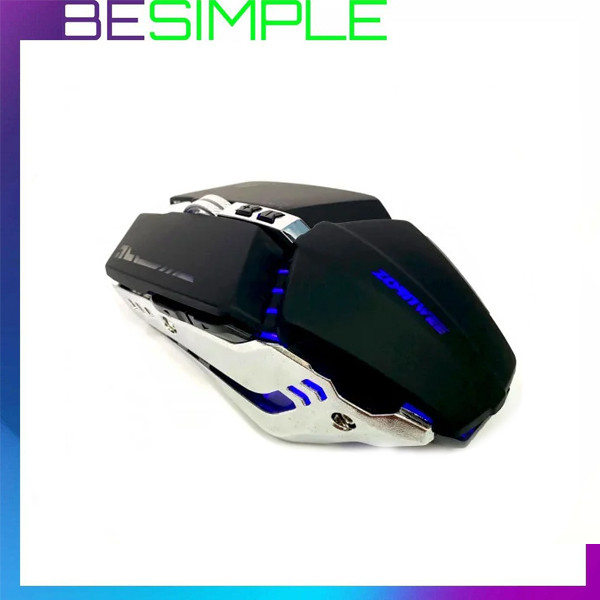 Игровая мышь с подсветкой ACETECH CH002 / Беспроводная мышка с аккумулятором