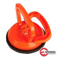 Держатель-присоска для стекол 120 мм, INTERTOOL HT-7101
