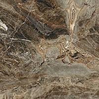 600х600 Керамограніт підлогу стіна Vesuvio Везувіо коричневий лаппатированная