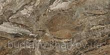 1200х600 Керамограніт підлогу стіна Vesuvio Везувіо коричневий