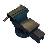 Тиски слесарные поворотные Miol 100 мм (36-200)