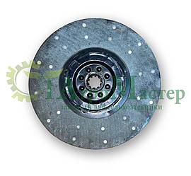 Диск сцепления ведомый ЗИЛ-130 130-1601130-А6 на пружинах