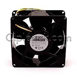 Осьовий високотемпературний вентилятор (240 м3/год)