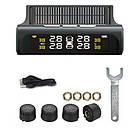 Система контролю тиску в шинах TPMS РК USB TP620, зовнішні датчики, фото 2