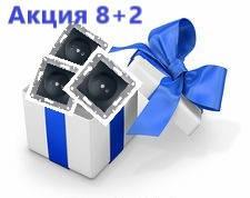 (АКЦІЯ!!! 8+2 шт.) Розетка без заземлення, антрацит 10 шт за ціною 8 шт Schneider electric Asfora