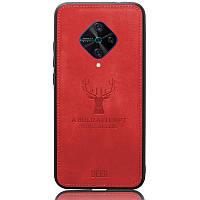 Чехол Deer Case для Vivo V17 Red