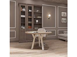 Столы обеденные в стиле лофт Уно 3 ноги Металл-Дизайн / Metall Design