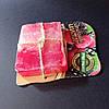 """Натуральне мило """"Лісова ягода"""", ручної роботи, фото 4"""