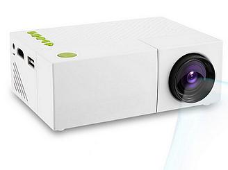 Портативний мультимедійний Проектор UKC YG310 (4297) #S/O