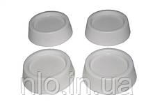 Антивібраційні підставки для пральної машини Whirlpool 481281718845 , 484000008808, 384873 (4шт.)