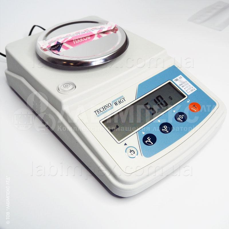 Весы лабораторные ТВЕ 1-001-a, 1000 г х 0.01 г, 2 кл