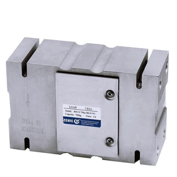 Тензодатчик веса Zemic B6F-C3-50KG/200KG-3B