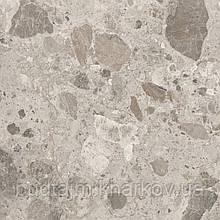 600х600 Керамограніт підлогу Амбра Ambra бежевий лаппатированая