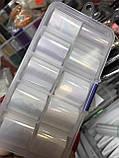 Набір фольги для нігтів, в асортименті, фото 4