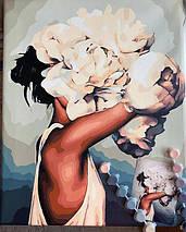 Картина по номерам Эми Джадд, 40х50