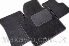 Текстильные авто коврики, ворсовые коврики для AUDI A4 (B7) (Ауди A4) (2004-2008)