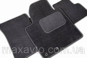Текстильные авто коврики, ворсовые коврики для AUDI A8 (D3) (Ауди А8) (2002-2009)