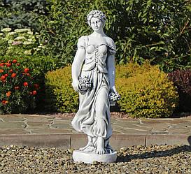 Садова скульптура Богиня Літа 84х26х28 см