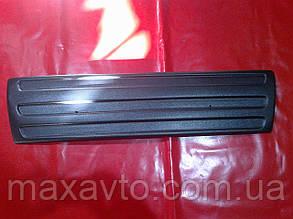 Зимняя накладка на решетку низ (мат) VW CADDY 04-10 г.в.