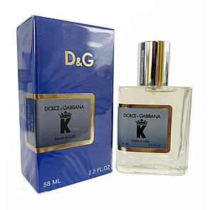 DG K Perfume Newly мужской, 58 мл