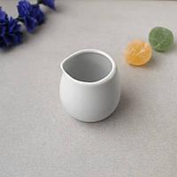 Молочник фарфоровый без ручки HLS 90 мл (HR1544), фото 1