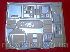 Декор салона под алюминий VolkswagenT5 Multivan 2003-2009
